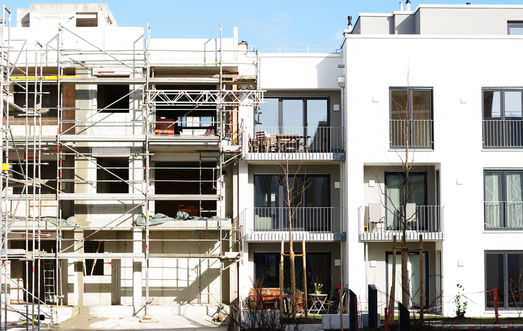 Wohnungsbauunternehmen